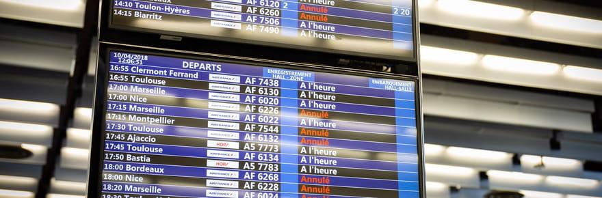 Grève Air France: consultation et nouvelles dates de grève début mai
