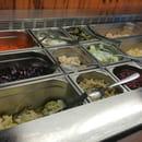 Entrée : Le Somail  - Buffet charcuterie crudité à volonté en semaine  -