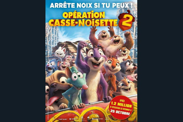 Opération Casse-noisette 2 - Photo 1