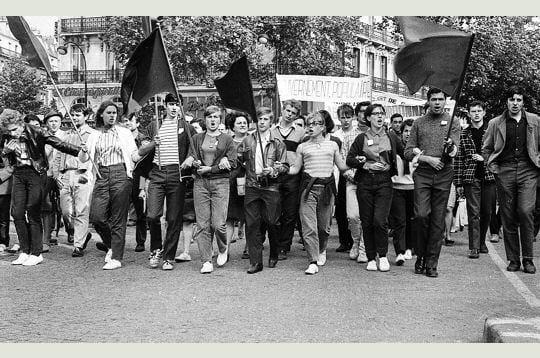 Mai 68 : au cœur de la révolution