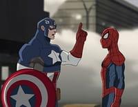 Ultimate Spider-Man : Spider-Man l'Avenger