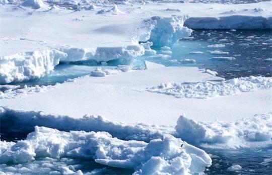 Ne pas confondre glace douce et salée