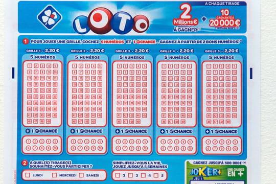 Résultat Loto du 24mai 2017: quelqu'un a-t-il remporté le tirage à 5millions d'euros?