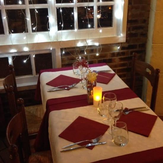 Restaurant : Au Coin de la Halle  - Soirée réveillon du jour de l'an -