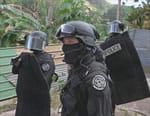 Police d'élite en Guadeloupe