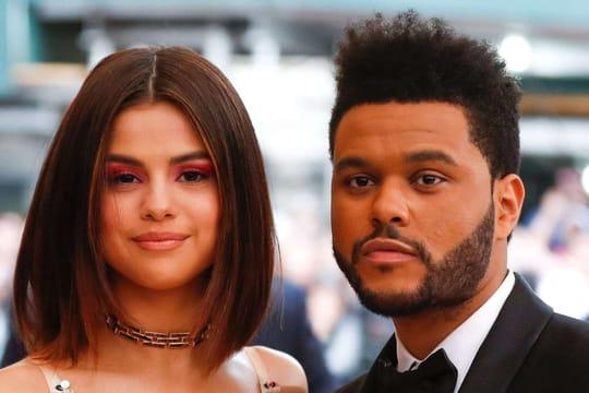 The Weeknd: le chanteur ému sur scène en pensant à Selena Gomez