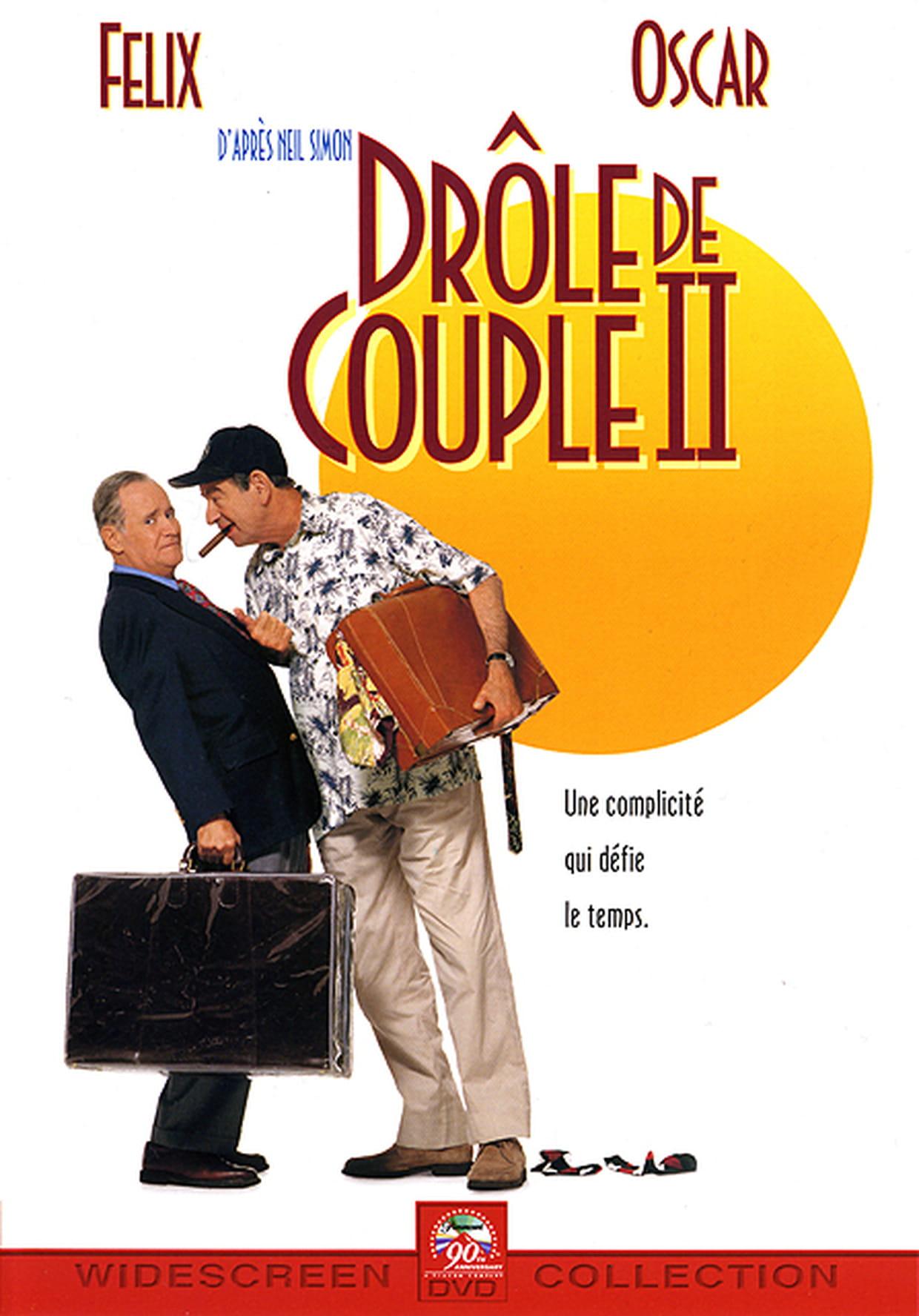 Drole De Couple Ii Bande Annonce Du Film Seances Streaming Sortie Avis