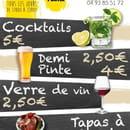 O'Morena  - Happy Hour tous les jours de 17h à 22h -   © O'Morena