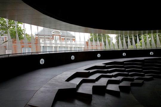 """En 2007, un pavillon """"démocratique"""""""
