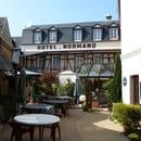 Hotel Normand  - Hôtel Normand Yport -   © JP Leguay