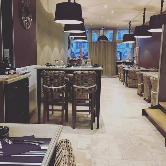 Restaurant : Le Foucrêpe's  - Salle du bas  -