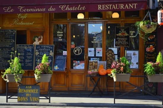 Au Terminus du Châtelet
