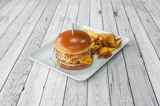 Plat : O'Mimosa  - Spécial O'Mimosa -   © Burger Gourmet