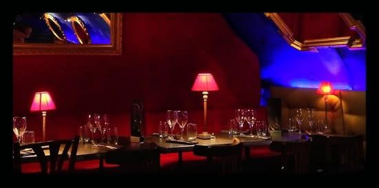 La Chimère Café  - La chimère café bar à champagne -
