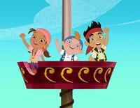 Jake et les pirates du pays imaginaire : La cascade aux trésors