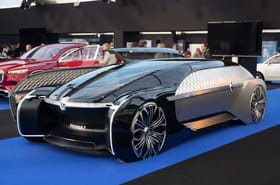 Les plus beaux concept cars présents au Festival Automobile International