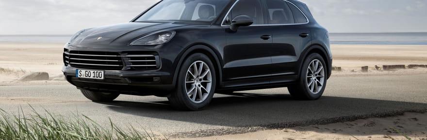 Le nouveau Porsche Cayenne en images