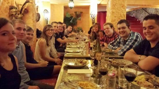 Restaurant : Le Touareg  - Top -