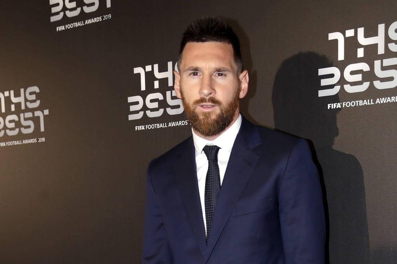 The Best: Messi lauréat (et déjà Ballon d'Or?)