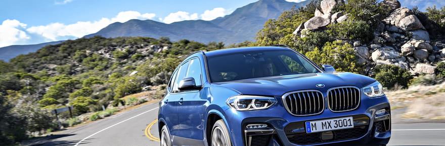 BMW X3: enfin dévoilé, les infos et photos