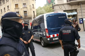 Attentats de Barceloneet Cambrils: les corps de trois auteurs présumés identifiés
