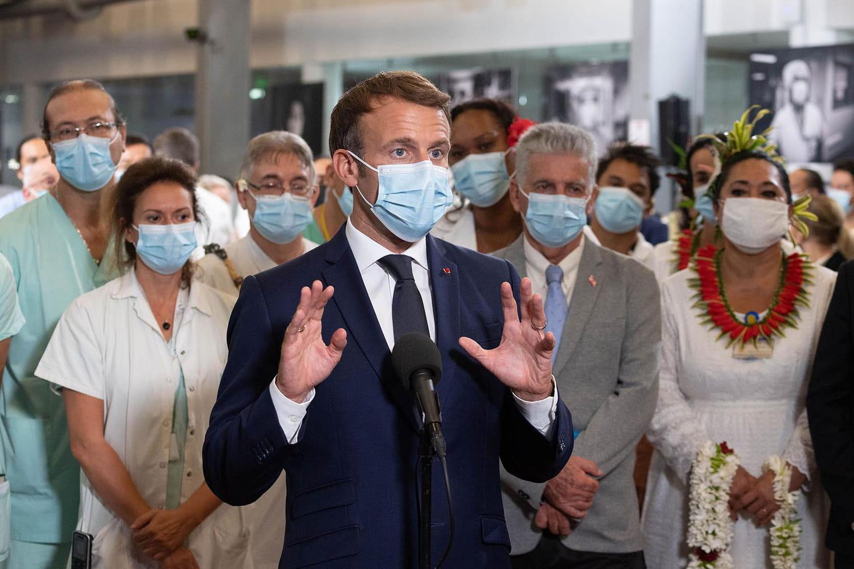 Coronavirus en France: plus de 25000cas détectés en 24h, Emmanuel Macron persiste et signe