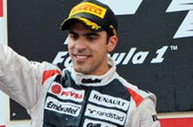 Pastor Maldonado, le Vénézuélien qui bouscule la F1