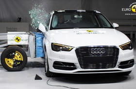 Crash-test : les voitures les plus sûres selon Euro NCAP (classement 2014)