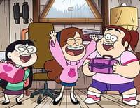 Souvenirs de Gravity Falls : Voyage et séduction