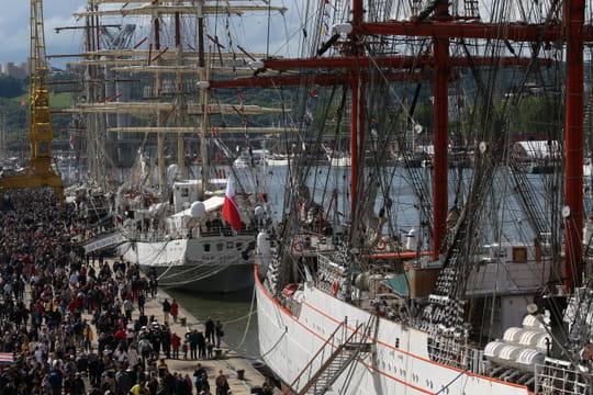 Armada de Rouen: Grande parade, Patrouille de France, tout le programme