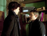 Sherlock : Une étude en rose