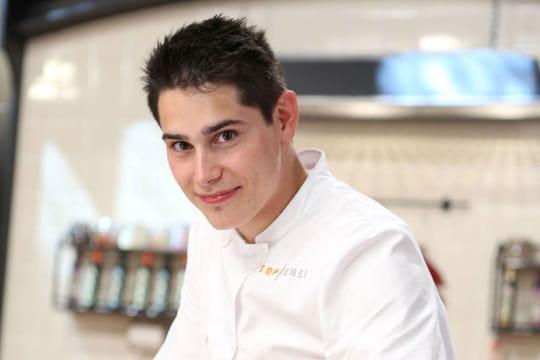 """Xavier (Gagnant Top Chef 2015) : """"Je suis trop jeune pour ouvrir un restaurant"""""""