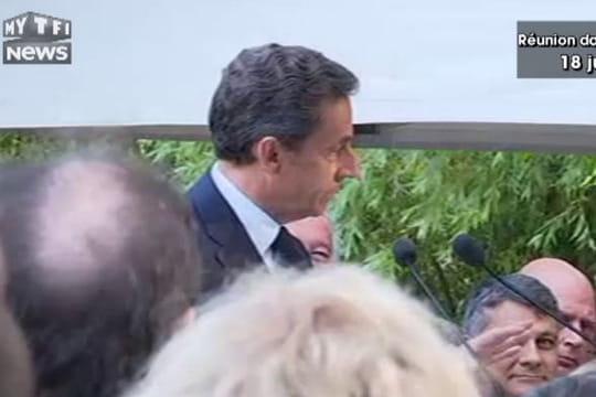 Nicolas Sarkozy : son sketch sur les migrants avait été répété [VIDEO]