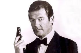 La face cachée de Roger Moore, inoubliable James Bond