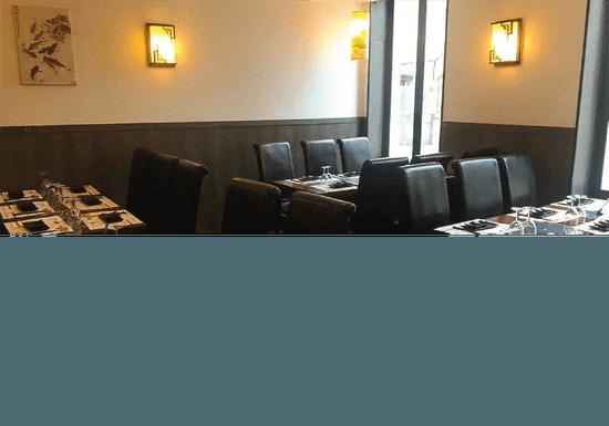 Restaurant : Sushi Hanaki  - Photo de notre 3ème salle -   © Sushi Hanaki Moulins
