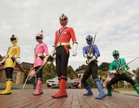 Power Rangers Super Samurai : La grande offensive de Serrator