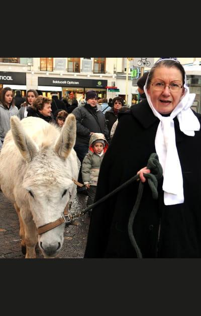 Tante Airie, bonne fée du Pays de Montbéliard