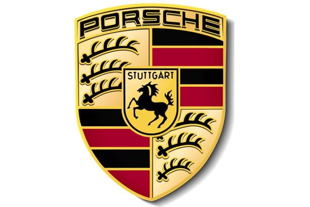 Le Blason De Porsche