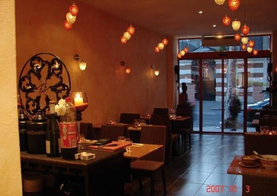 Thaï Café  - Intérieur 2 -   © Saowanee