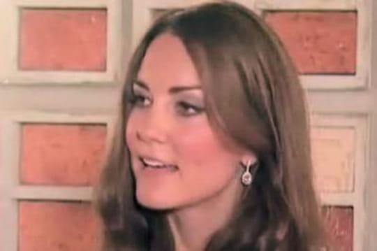 Kate Middleton: enceinte d'un deuxième enfant, panique au Palais de Kensington