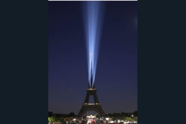 La puissance du laser