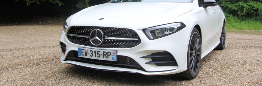 Essai Mercedes Classe A: la grande classe!