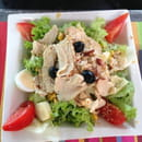Plat : La Marina  - Salade fermière . -