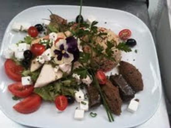 Les Canailles  - salade orientale -