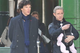Sherlock: pas de saison 5selon Benedict Cumberbatch?