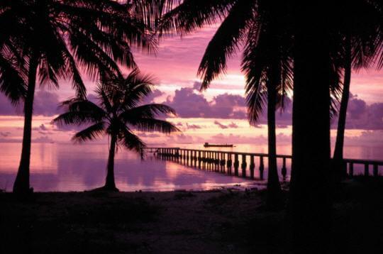 Les plus beaux couchers de soleil sur la mer