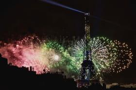 Feu d'artificedu 14Juillet: le programme à Paris, Lille, Lyon etc.