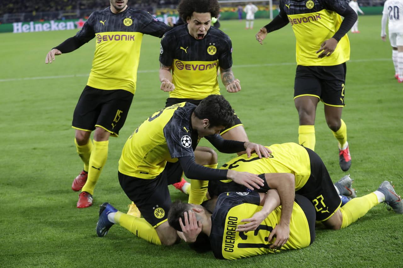 Ligue des champions. Dortmund - PSG: Haaland fait tomber Paris! Le résumé du match