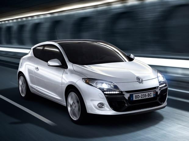 Numéro 9ex aequo: Renault Mégane 3