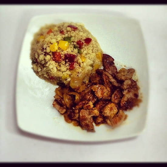 Chez Tata Maguette (L'Entre Deux)  - Type de repas que vous pouvez déguster chez Tata Maguette -   © Maguette Salekh